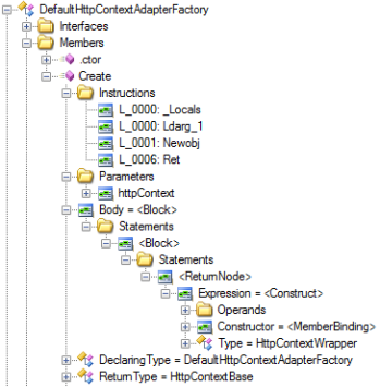 Custom Code Analysis Rules in VS2010 (and how to make them